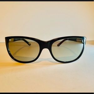 Ralph Lauren Black Sunglasses RA5087